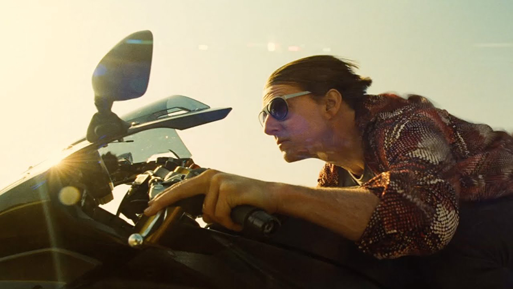 Scena tratta da Mission: Impossible - Rogue Nation