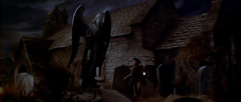 Scena tratta da Moonfleet