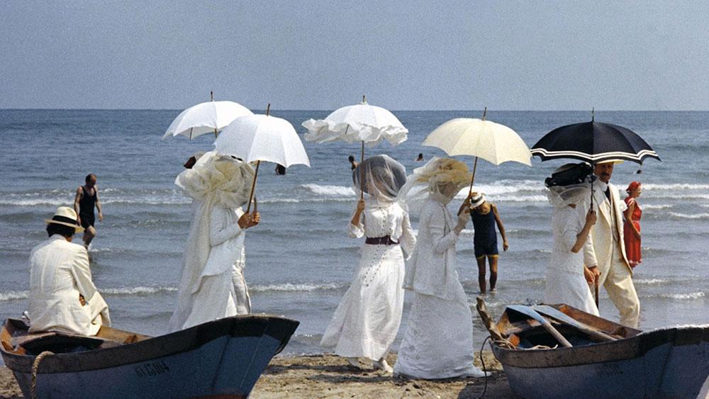 Scena tratta da Morte a Venezia