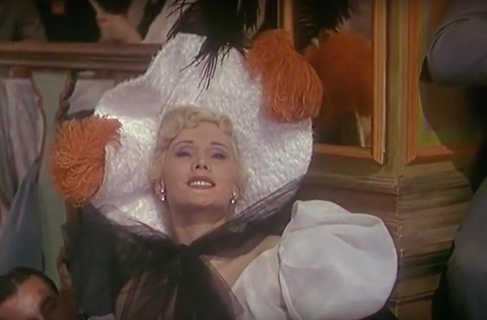Scena tratta da Moulin Rouge