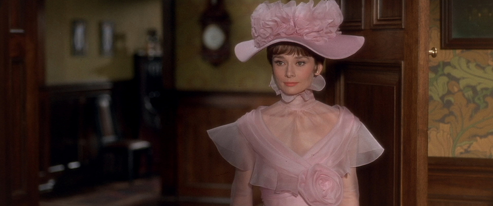 Scena tratta da My Fair Lady