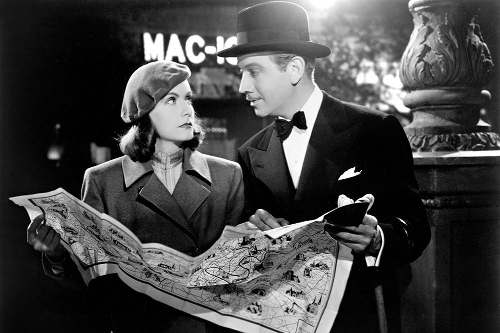 Scena tratta da Ninotchka