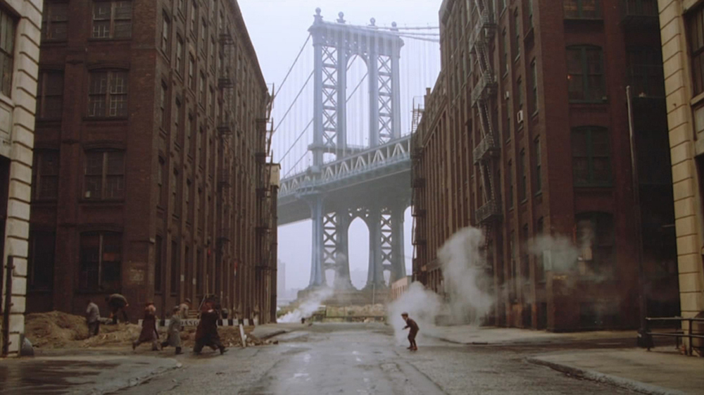Scena tratta da Once Upon a Time in America