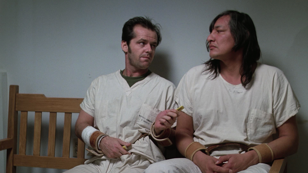 Scena tratta da One Flew Over the Cuckoo's Nest
