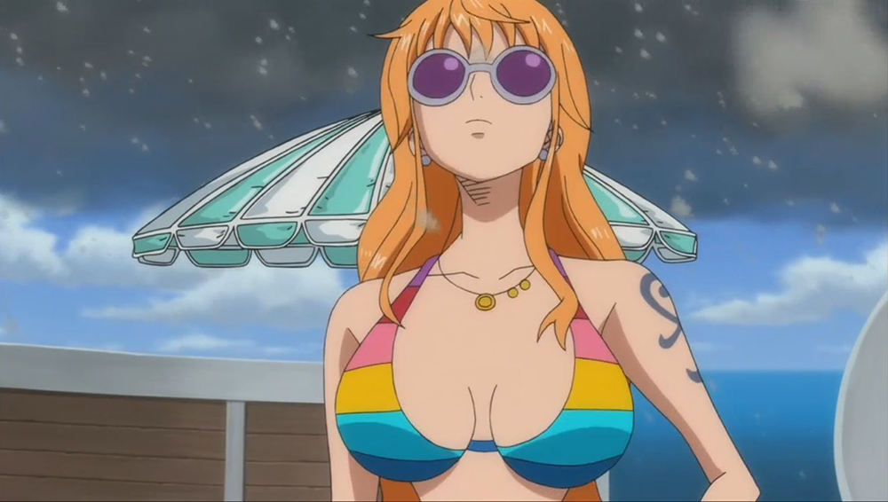 Scena tratta da One Piece Film: Z