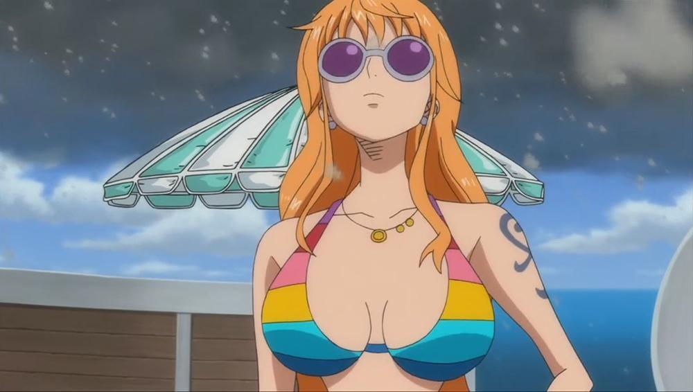 Scena tratta da One Piece Film Z