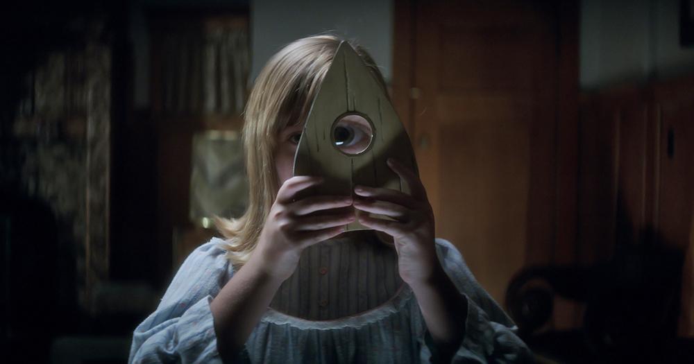 Scena tratta da Ouija - L'Origine del Male