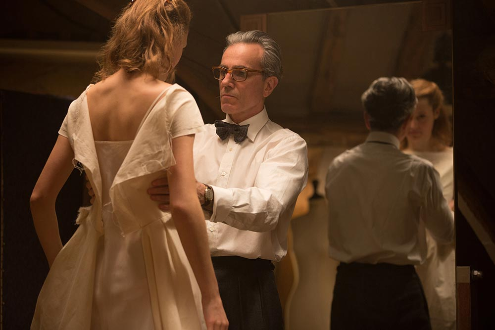 Scena tratta da Phantom Thread
