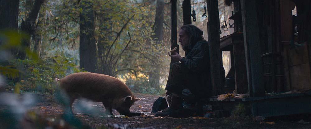 Scena tratta da Pig