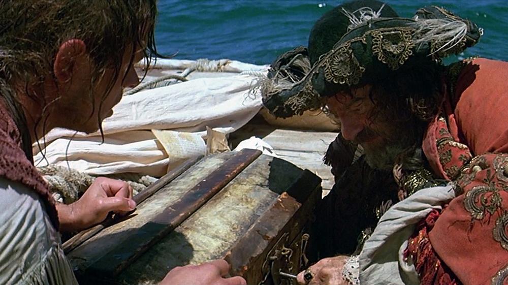 Scena tratta da Pirates