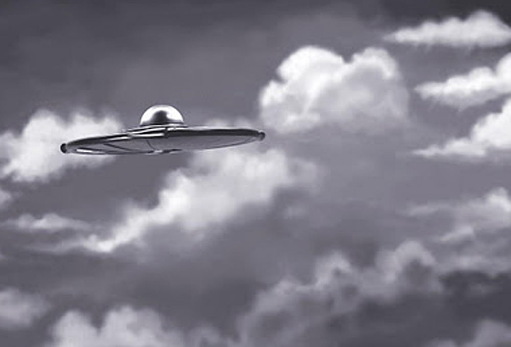 Scena tratta da Plan 9 From Outer Space