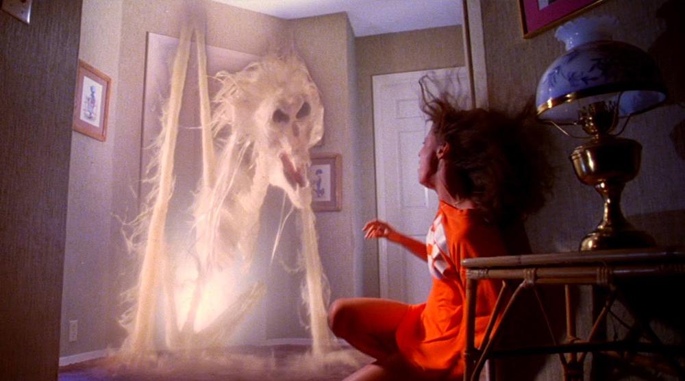 Scena tratta da Poltergeist - Demoniache Presenze