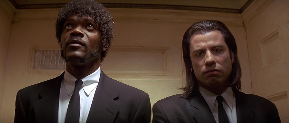 Scena tratta da Pulp Fiction