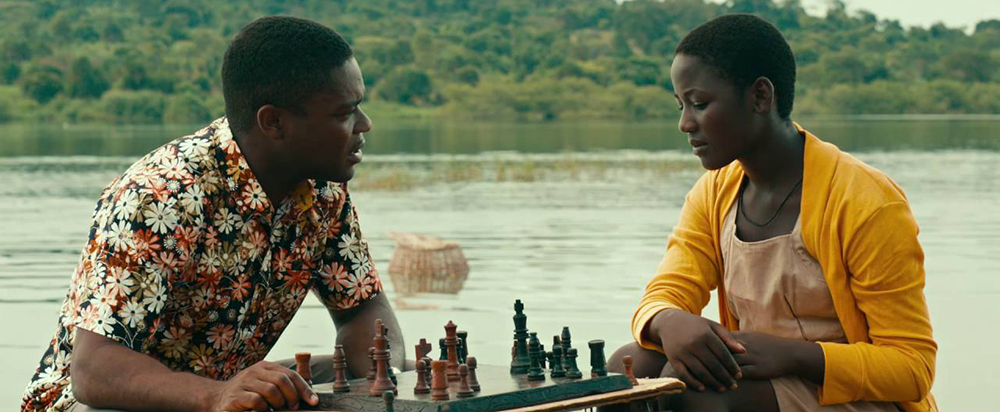 Scena tratta da Queen of Katwe