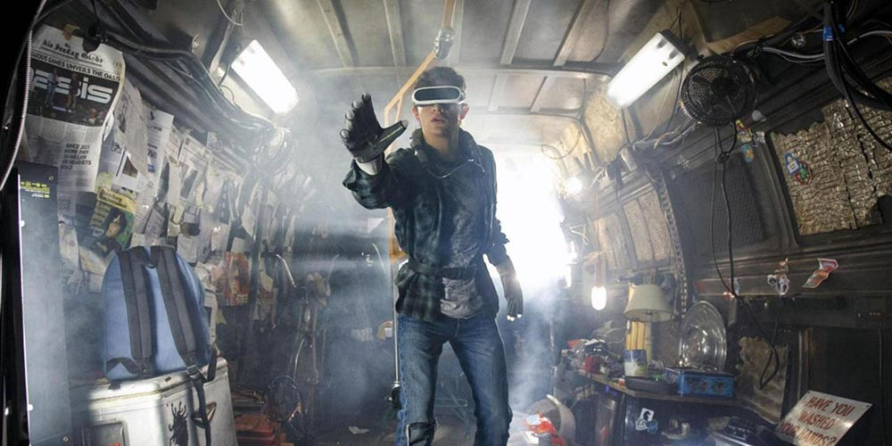 Scena tratta da Ready Player One