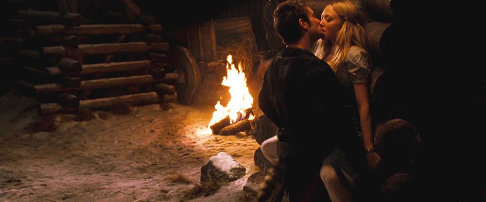 Scena tratta da Red Riding Hood