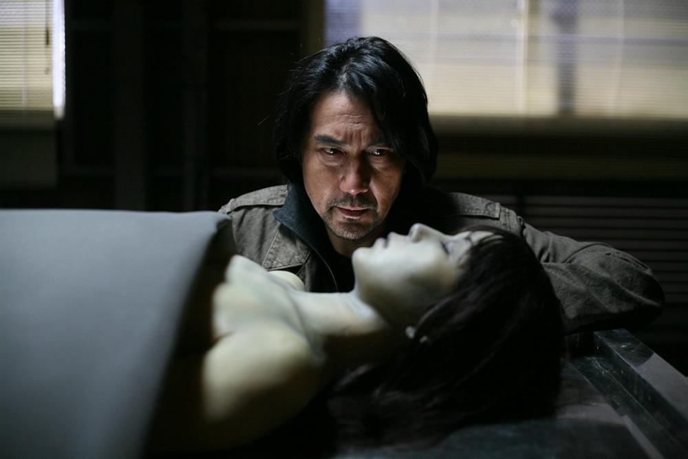 Scena tratta da Sakebi