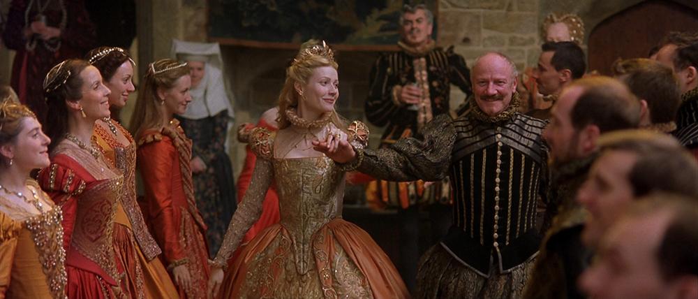 Scena tratta da Shakespeare in Love