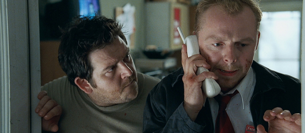Scena tratta da Shaun of the Dead