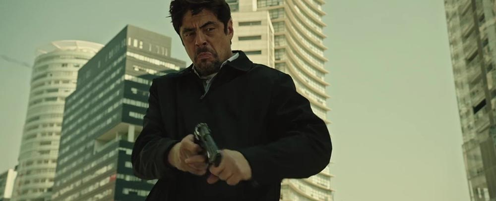 Scena tratta da Sicario: Day of the Soldado