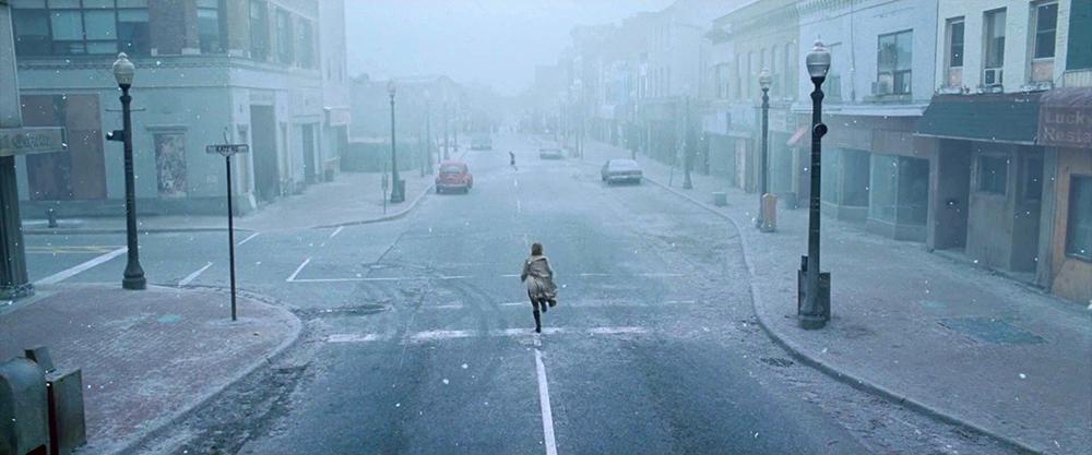 Scena tratta da Silent Hill