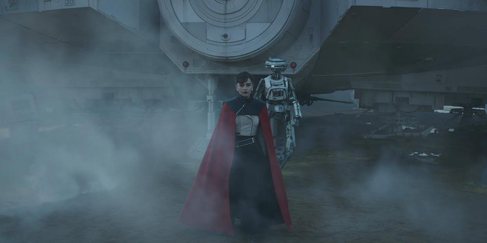 Scena tratta da Solo: A Star Wars Story