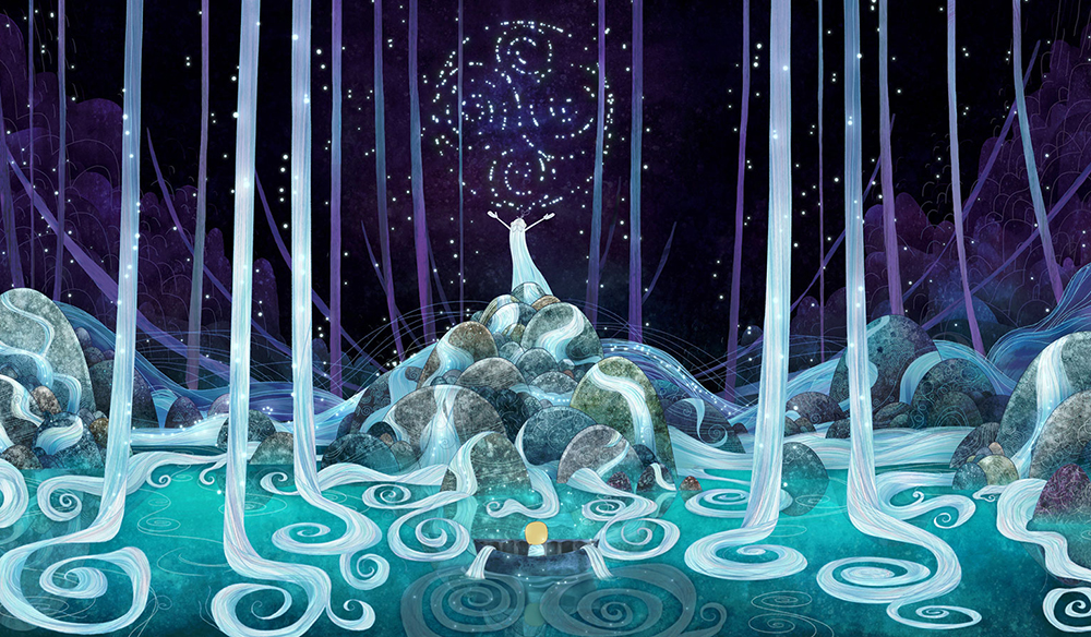 Scena tratta da Song of the Sea