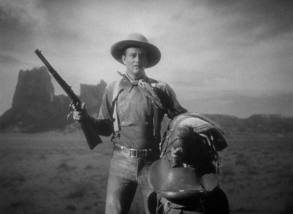 Scena tratta da Stagecoach