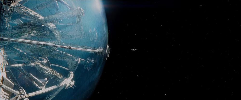 Scena tratta da Star Trek Beyond