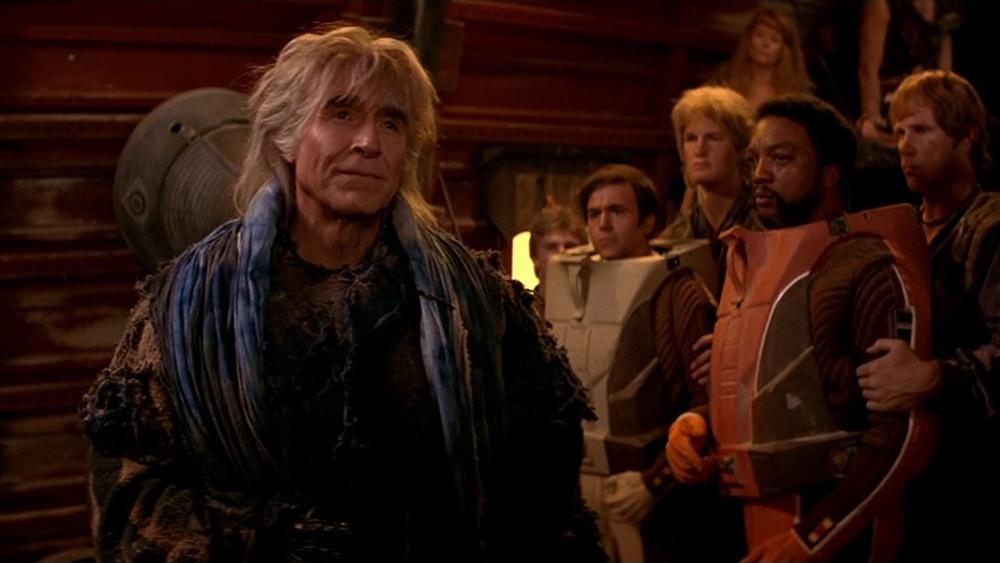 Scena tratta da Star Trek II: L'Ira di Khan