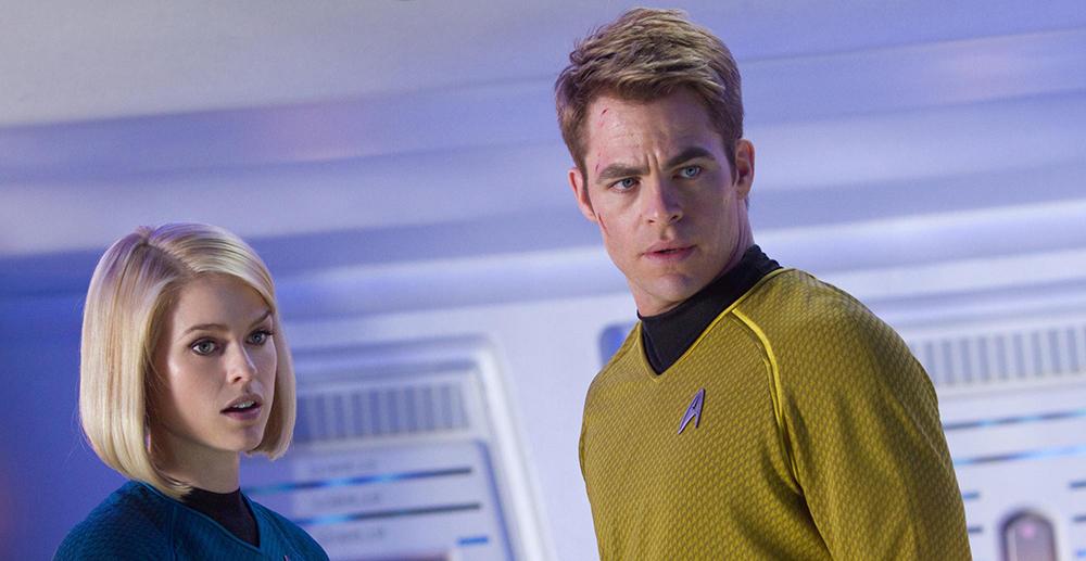 Scena tratta da Into Darkness - Star Trek