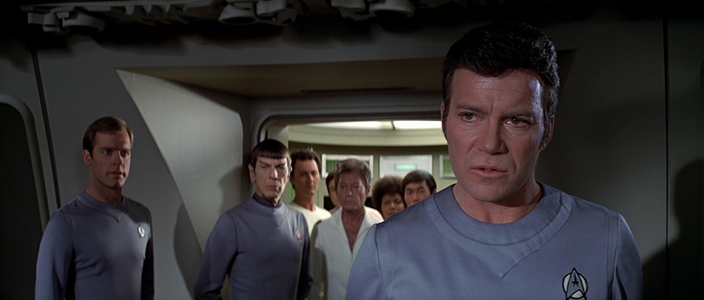 Scena tratta da Star Trek: Il Film