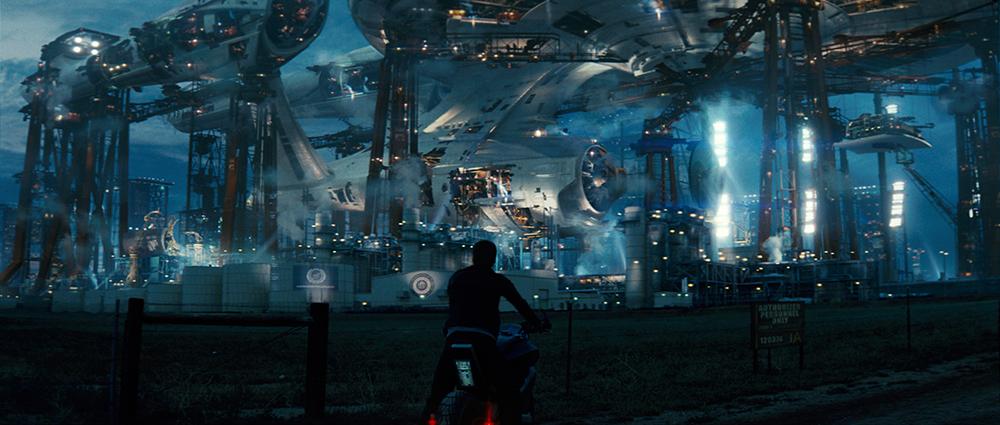 Scena tratta da Star Trek: Il Futuro ha Inizio