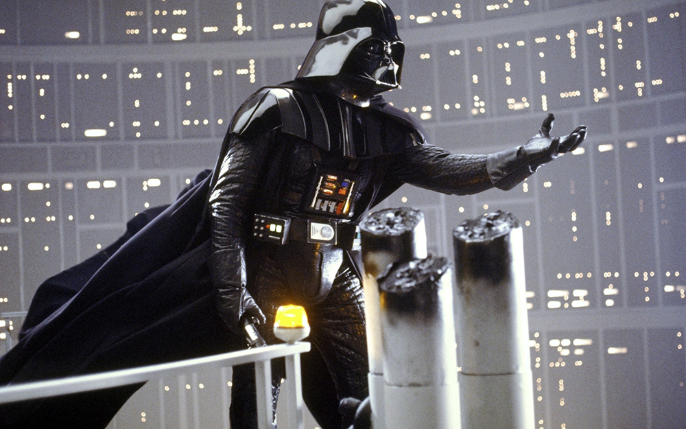 Scena tratta da Star Wars Episode V: The Empire Strikes Back