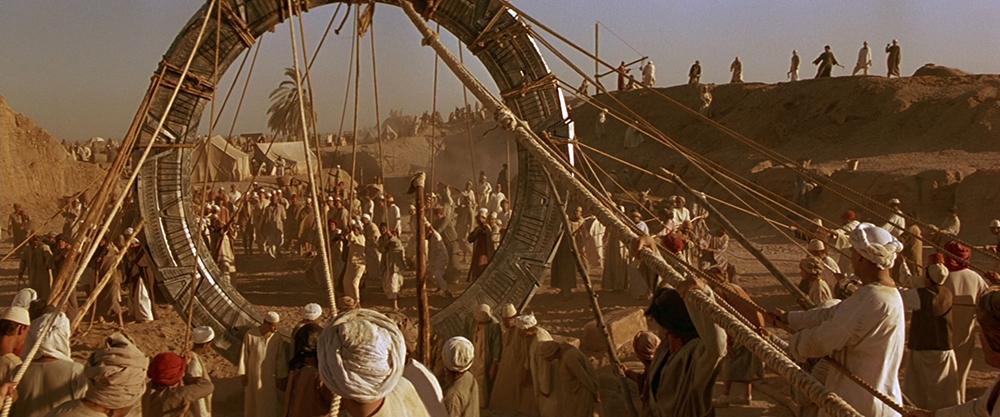 Scena tratta da Stargate