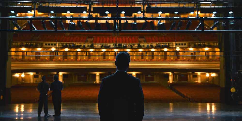 Scena tratta da Steve Jobs