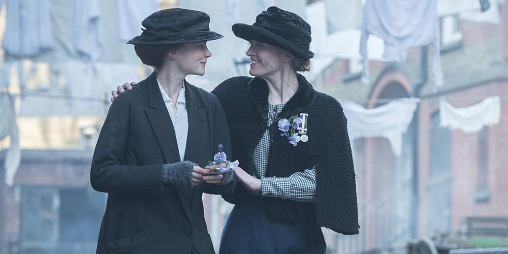 Scena tratta da Suffragette