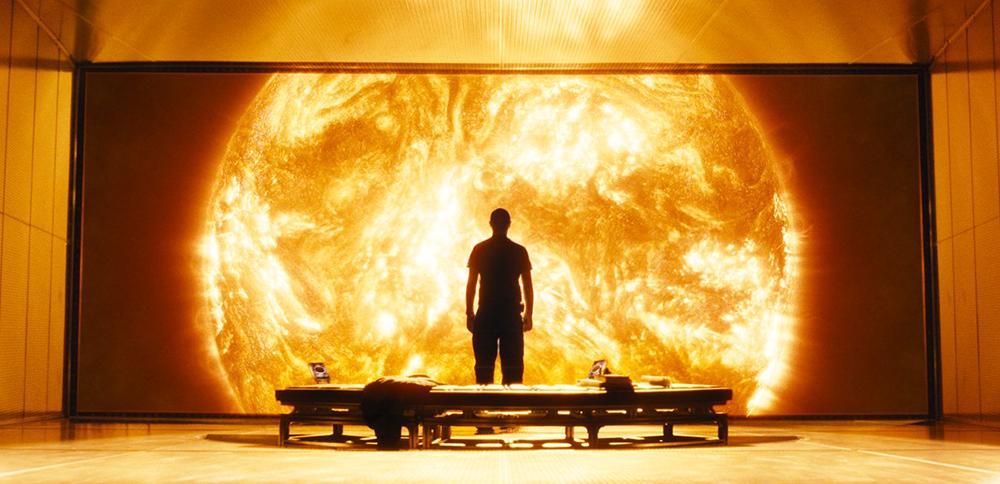 Scena tratta da Sunshine