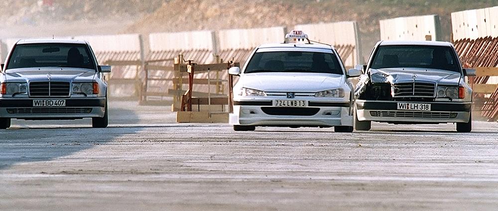 Scena tratta da Taxi