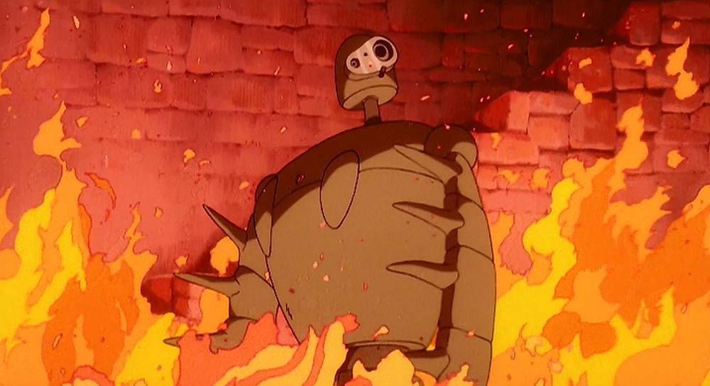 Scena tratta da Tenku no Shiro Rapyuta