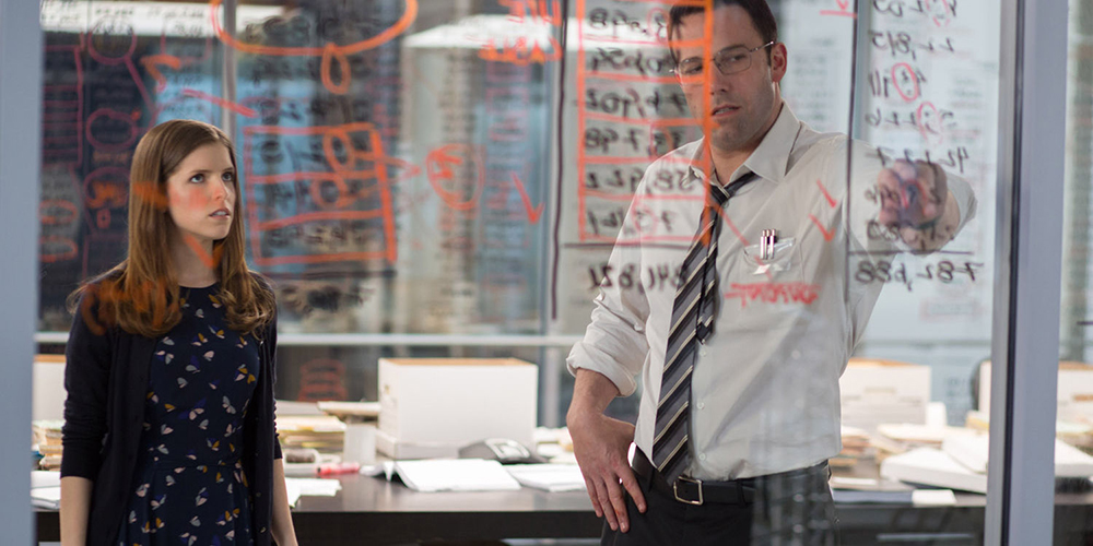 Scena tratta da The Accountant