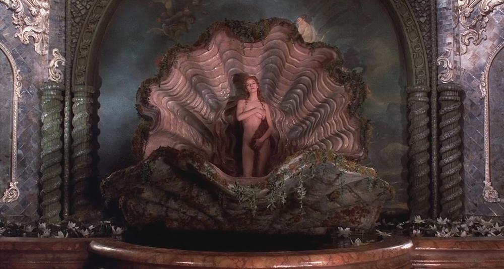 Scena tratta da Le Avventure del Barone di Munchausen
