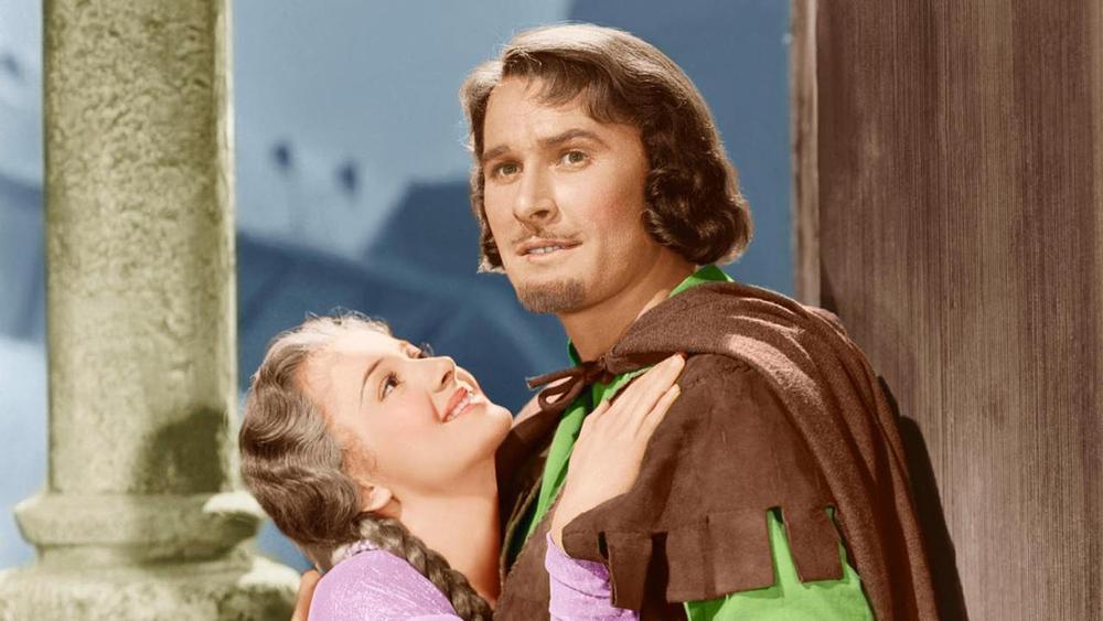 Scena tratta da La Leggenda di Robin Hood