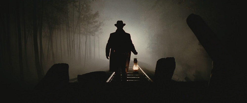 Scena tratta da The Assassination of Jesse James by the Coward Robert Ford