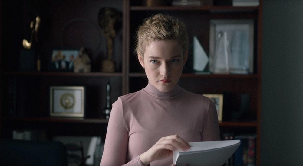 Scena tratta da The Assistant