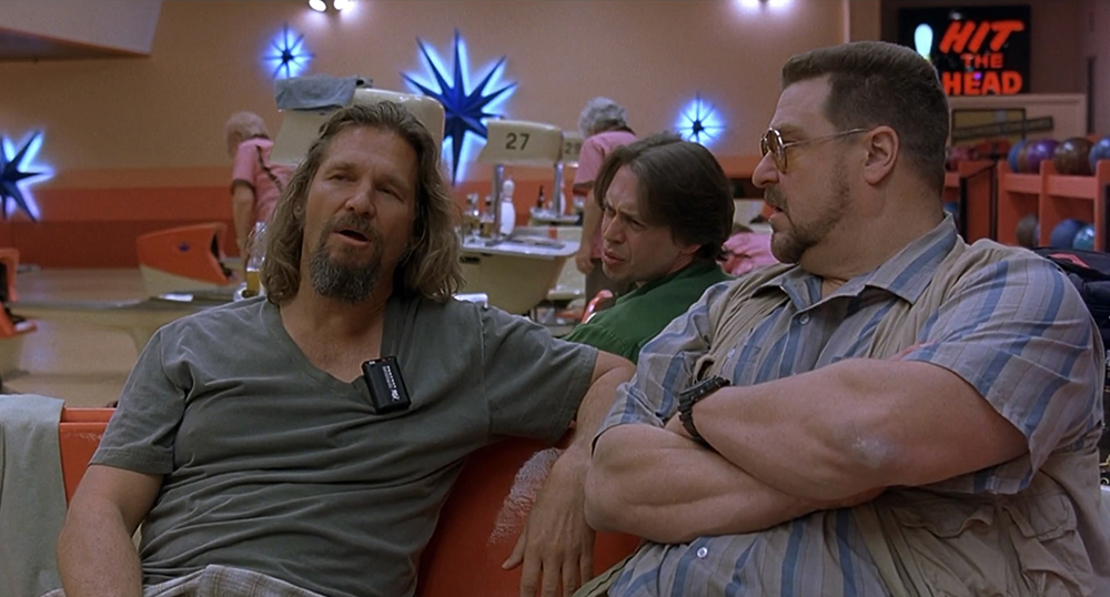 Scena tratta da The Big Lebowski