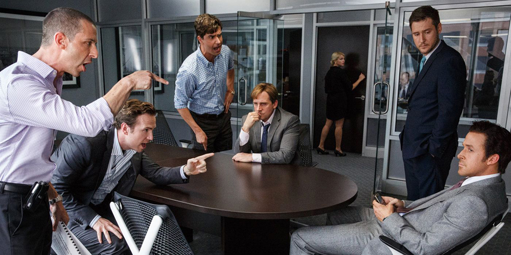Scena tratta da The Big Short