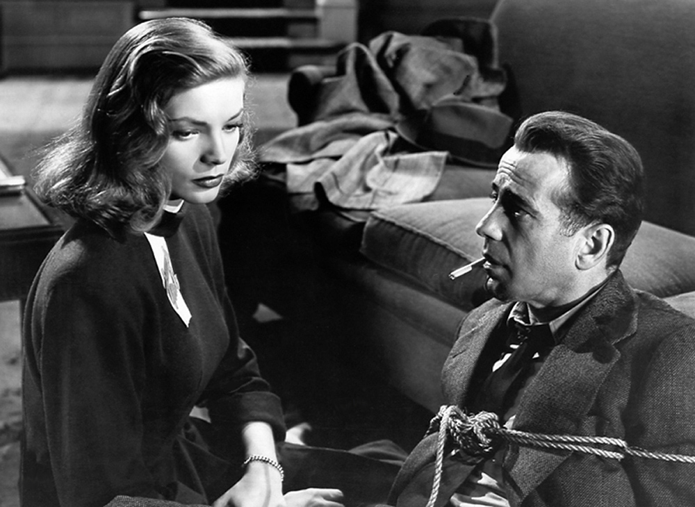 Scena tratta da The Big Sleep