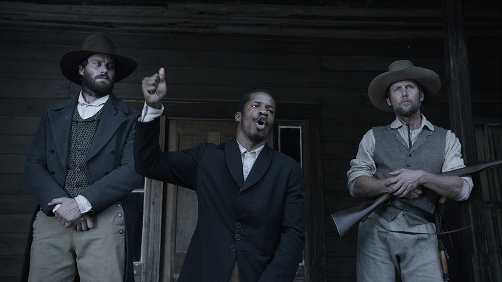Scena tratta da The Birth of a Nation
