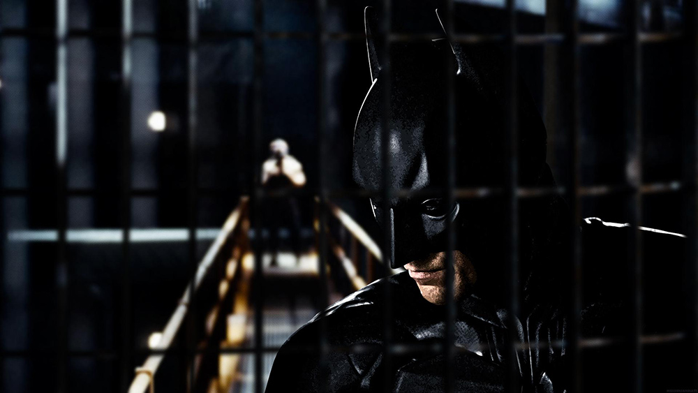 Scena tratta da The Dark Knight Rises
